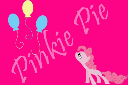 Pinkie Pie Poster by fade2BLACK205