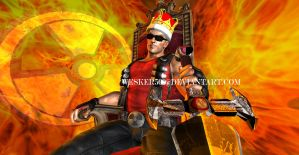 The King of Kings by Wesker500