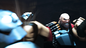 [SFM] Strong Right. by Coletrain-Z