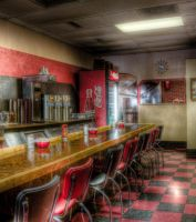 popes cafe shelbyville by soraxtm