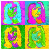 Four Faces by Neila078