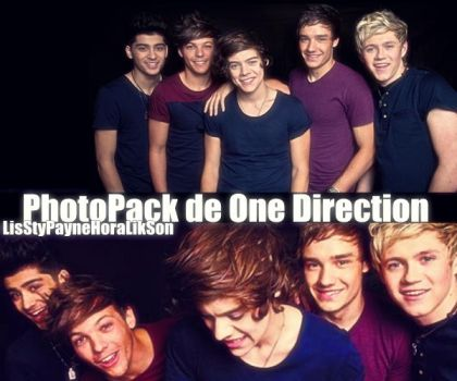 PhotoPack/OneDirection by LisStyPayHoraLikSon
