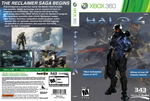 Halo 4 cover 1 by CVIart