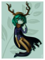 AT - Huntress Wizard by VardasTouch