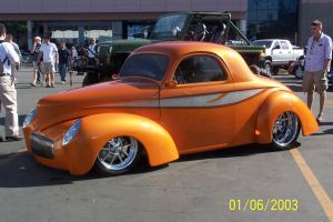 Way to do a Willys by Blsdesq