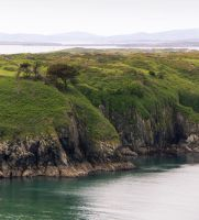 Where the Fields Tumble to the Sea by AcridMonkry