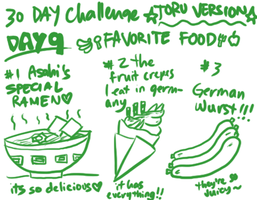 30 Day Challenge: Day 9 by se-rah