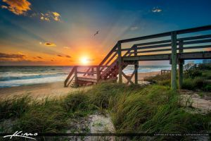 Jaycee-Park-Vero-Beach-Florida-Sunrise by CaptainKimo