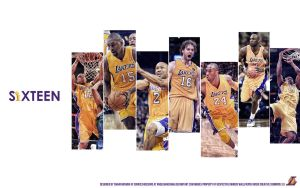 Lakers NBA Champions by Angelmaker666