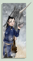 Out on the Edge by Zhentee