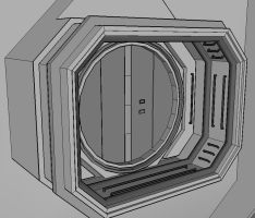 Unidock Airlock-Docking Clamp by TheOrangeGuy