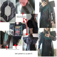 loki jacket part 5 (last part) by sasukeharber