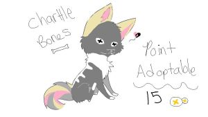 Fox Adoptable- owner- butterfly-deer by TheDreamRunner