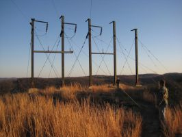 Pylons by Ironfingers