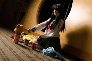 Snacks - Kagome by DISC-Photography