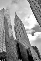 Chrysler Building by AlanSmithers