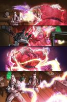 Ghostbusters 2 page 17 by luisdelgado