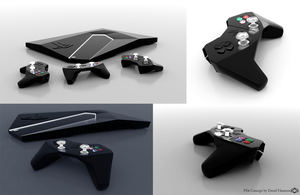 PS4 by DavidHansson