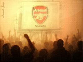 Arsenal Fans by MrGFX