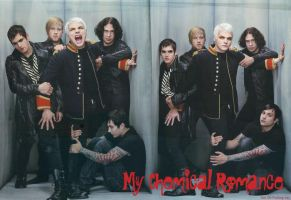 My Chemical Romance by NotOh-Fucking-Kay