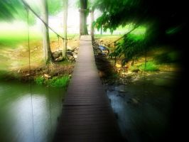 The Bridge to the Light by truecolor101