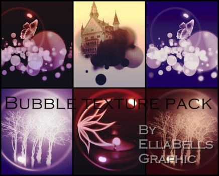 Bubble Texture Pack by EllaBellsGraphic