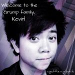 Kevin, the newest Grump editor! by WLiiALuv4Ever