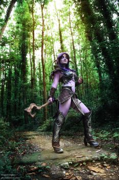 Wow _ Night Elf by MoguCosplay