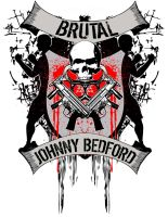 Brutal Johnny Bedford by hellcitychris