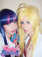 Panty and Stocking by adami-langley