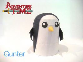 Gunter by poethetortoise