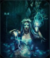 Magic electricity by EowynRus
