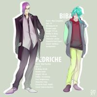 character ref sheet by Smoxt