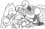 Undertale by ChibiCorporation