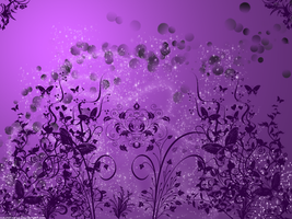 ..::+Purple Wallpaper+::.. by sukoshineko