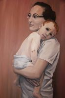 Mother and Son by kielymb