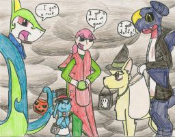 This is Halloween... by hotpinkdragon