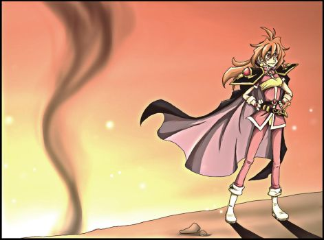 Because of Being Lina Inverse by Laaree
