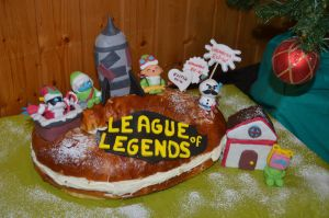 League of Legends- Gingerbread Contest by Albaharu