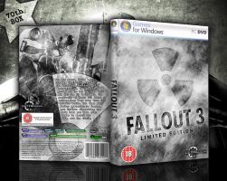 Fallout 3: Limited Edition by ewensimpson
