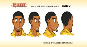 Head turnaround Gary by TheKad