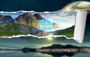 Microsoft - Discover Something New... by s1nwithm3