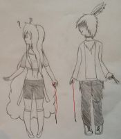 Red String by AdorableEvil29