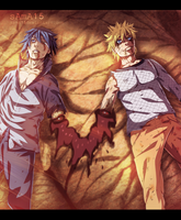 manga naruto 698-shut up stupid by sAmA15