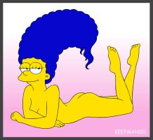 Pure Marge by keefman101