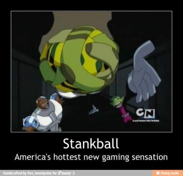 Stankball by Nostalgia-Gamer