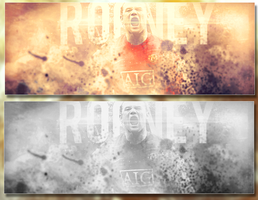Rooney [Timeline Cover] by Pain4