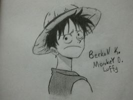 Monkey D Luffy by wagner93