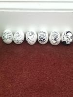 Eggs made by a friend of Mine lol by Nina--chan