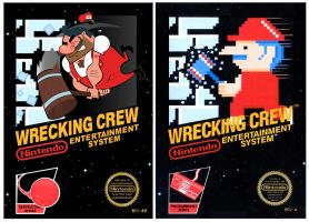Wrecking Crew Updated by ItsFrisbee